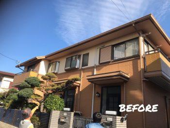 神戸 外壁 市 西区 塗装